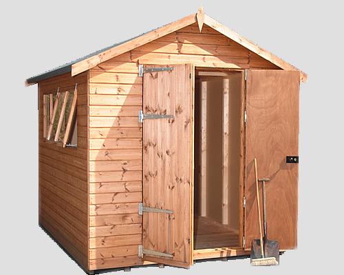 Garden shed Wellington Somerset